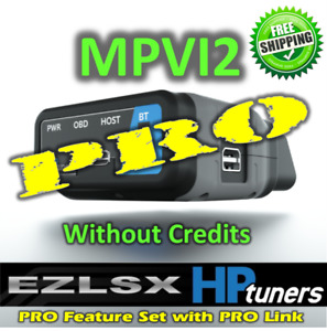 Hp Tuners Mpvi2 Vcm Suite With Pro Features No Credits Free 25 Ebay Gift Card