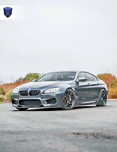 20 Rohana Rfx11 Gloss Black Concave Wheels For Bmw F12 M6 Coupe Gran Coupe