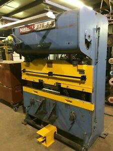 Niagara B36 5 6 Mechanical Press Brake see Video Link In Description