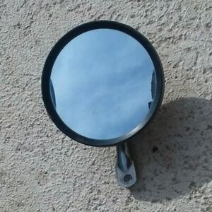 Vintage 1950s 1960s Delbar 5 Round Side View Mirror Car Truck Rat Rod Hot Rod
