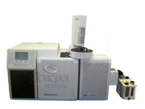 Varian Saturn Ion Trap 2000 Gc ms ms System With Varian Cp 8400 Autosampler
