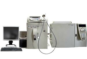 Thermo Trace Gc Gcq Ms System
