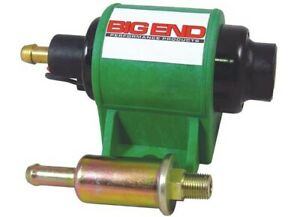 Big End Performance 10140 Electric Fuel Pump 4 7 Psi Diesel