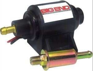 Big End Performance 10130 35 Gph Electric Fuel Pump 4 7 Psi