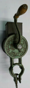 Antique Climax Food Grater Meat Grinder Chopper Grater Made In Hamilton Ohio