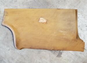 1957 1958 Plymouth 2 Door Front Lower Quarter Panel Patch Section Right Side Rh