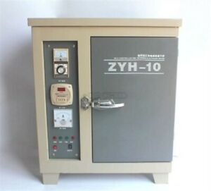 Zyh 10 Automatic Control Far infrared Welding Electrode Baking Oven 220v New Wv