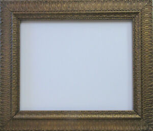 Antique C1880 Victorian American Wide Beautiful Picture Frame 16 X 20