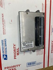 1999 Dodge Durango 5 2l At Pcm Ecm Engine Control Module Oem P56040103ab