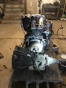 4 Cylinder Engine For A Chevy Colorado 09 Also Has The Transmission Automatic