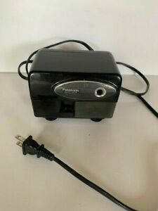 Panasonic Kp 310 Auto stop Electric Pencil Sharpener Black Suction Cups Tested