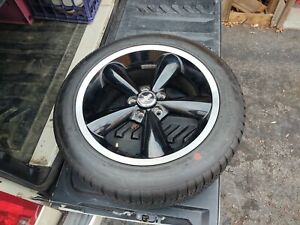 No2006 2009 Ford Mustang Shelby Gt Oem Factry Wheels G force Ta Tires 18x8 5jx50