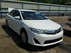 Audio Equipment Radio Display And Receiver Am fm cd Fits 12 Camry 809383