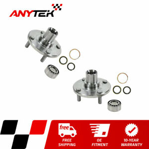 Pair Rear Wheel Hub Bearing Repair Kit For 1986 1987 1988 1989 Toyota Mr2