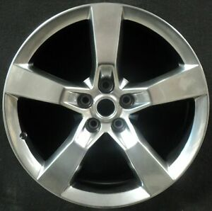 Chevrolet Camaro 2010 2011 2012 2013 2014 2015 20 Factory Oem Wheel Rim In 5444