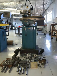 K o lee B860 Tool Cut Grinder Well Tooled