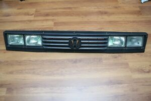 Extremely Rare Vw Golf Jetta Mk2 Mk1 Hella Lights Grille Taifun Front End Euro