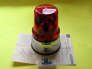 Sev Marchal Fire Truck Emergency Rescue Rotary Light Nos