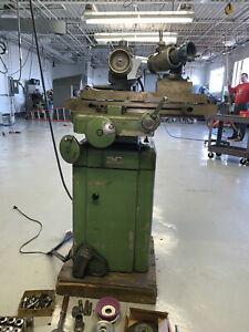 K o lee Ba860 Tool And Cut Grinder Tooled
