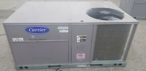 Carrier 5 Ton 460v 3ph Commercial Grade Gas Package Unit