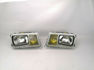 New Mercedes W201 190e 190d Original Bosch Headlight Pair Left Right Usa