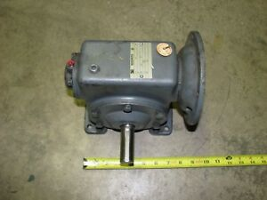 Winsmith Electric Motor Gear Head Reduction Reducer 4mct With 15 1 Ratio