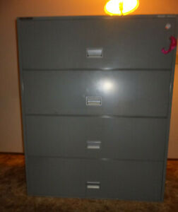 Schwab 5000 Fireproof Lateral Filing Cabinet Safe Jewelry Exclnt Security Office