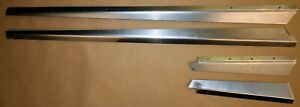 Oliver Tractor Hood Side Panel Deflector Trim 1755 1855 1955 Made In Usa