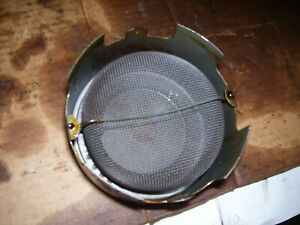 Vintage Fordson Major Diesel Tractor engine Oil Pump Screen Nice 1954