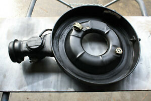 1977 78 79 Trans Am Pontiac 400 Air Cleaner Base For Shaker Scoop Elbow Too