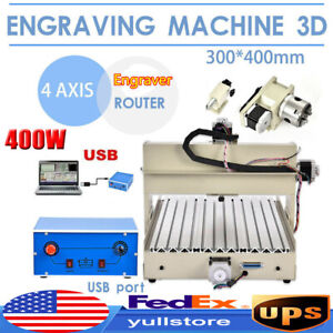 Cnc 3040 Diy Machine Frame 3040 Engraving Router With Trapezoidal Screws 4axis