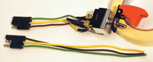 Longacre On off momentary Toggle Switch P n 45490