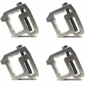 4 Truck Cap Mounting Clamp Topper Camper Shell For Laventure Otk20 0291