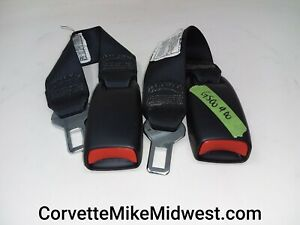 New Oem Gm 15 Seat Belt Extender Black 12533428 Chevy Buick Gmc Pontiac 1992 06