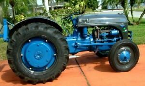 Ford 9n Antique Tractor 1947 Gas Runs Great