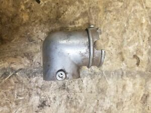 1928 31 Ford Model A Carburetor Air Breather Elbow