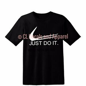 Just Do It Sk Gamefowl T shirt sz 2x 3x