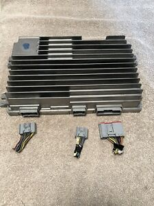 2009 2012 Lincoln Mks Thx4 Audio Amplifier Amp Oem 8a5t 18b849 ag