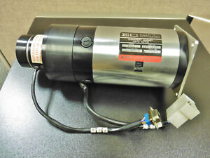 Dc Servo Motor With Encoder Brake Pinout Info Electro craft Puma Robot
