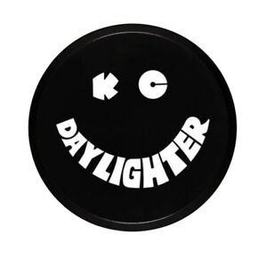 Kc Hilites Black 6in Round Hard Cover For Daylighter slimlite pro sport Single