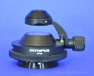 Olympus Microscope Swing Out Flip Top Flip out Condenser Na 0 9 For Low Power