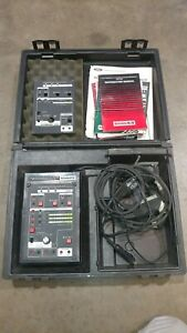 Ford Rotunda Otc Tool 007 00085 Transmission Tester With Cables Overlays Antique