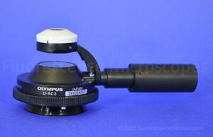 Olympus Microscope Swing Out Flip Top Flip out Condenser U sc3 Na 0 9