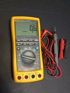 Fluke 789 Processmeter With Genuine Fluke Lead Set