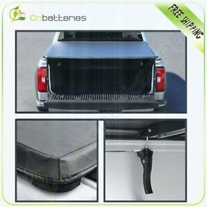 For 2009 2019 Ram 1500 2500 3500 5ft 8in Tonneau Cover Short Bed Tri fold