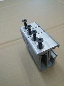 Used Refurbished Truck Topper Cover Aluminum Clamps Set Of 4 Heavy Duty