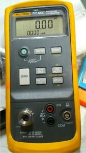 Fluke 717 100g Pressure Calibrator 12 To 100 Psi Free Shipping Unit3