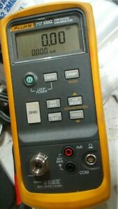 Fluke 717 100g Pressure Calibrator 12 To 100 Psi Free Shipping Unit 5