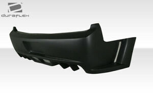 Duraflex Circuit Wide Body Rear Bumper Cover For 2005 2009 Ford Mustang 100654
