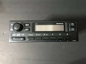 1999 2000 Honda Civic Radio Receiver 39100 s01 a210 m1 Oem Lkq
